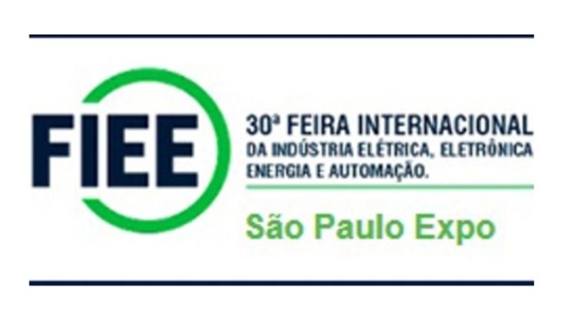 FIEE 2019 in San Paulo (Brazil)
